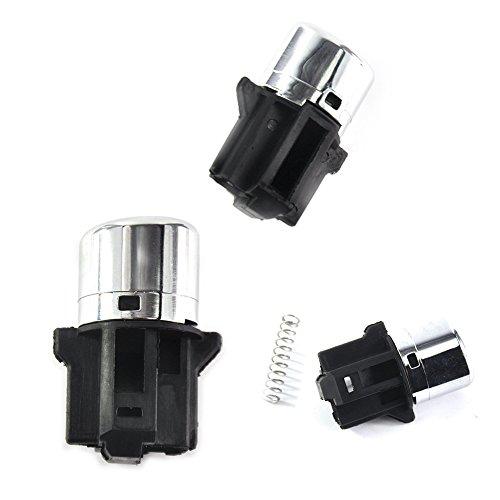 Guteauto Shifter Shift Button Knob Repair Kit Fits 2003-2006 Accord 54132-SDA-A81