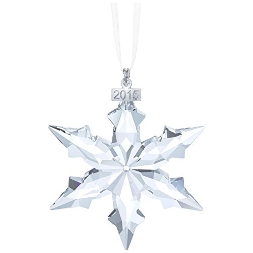 Swarovski Annual Edition 2015 Crystal Star Ornament ()