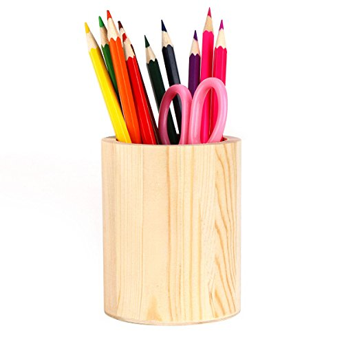 wood pen holder - 3
