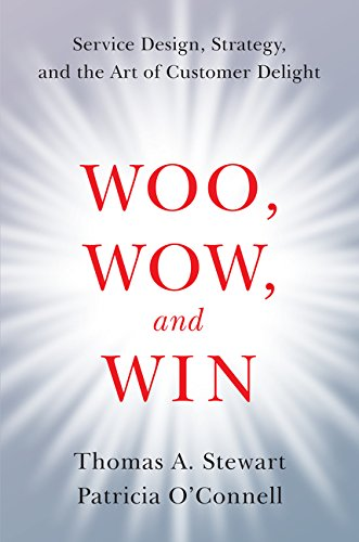 Woo, Wow, and Win: Service Design, Strategy, and the Art of Customer Delight (World Of Warcraft Staff)
