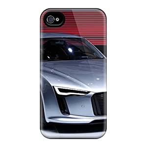 For Iphone Cases, High Quality Audi E Tron 2010 New For Iphone 5/5s Covers Cases