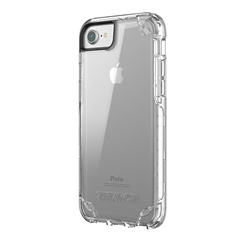 Griffin Survivor Strong - Funda para Apple iPhone 8 / 7 / 6s / 6, transparente