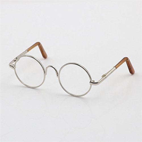 Cute Round Frame Eyeglasses Clear Lens Eyewear for for sale  Delivered anywhere in USA