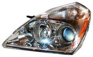 TYC 20-6776-00 Kia Sedona Driver Side Headlight Assembly