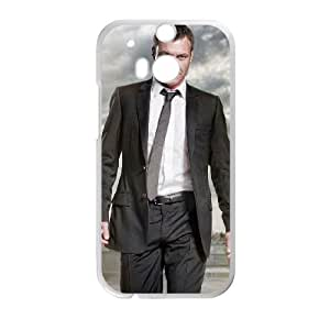 Transporter HTC One M8 Cell Phone Case White NRI5058628