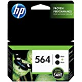 564 Black Ink Cartridge Twin Pack