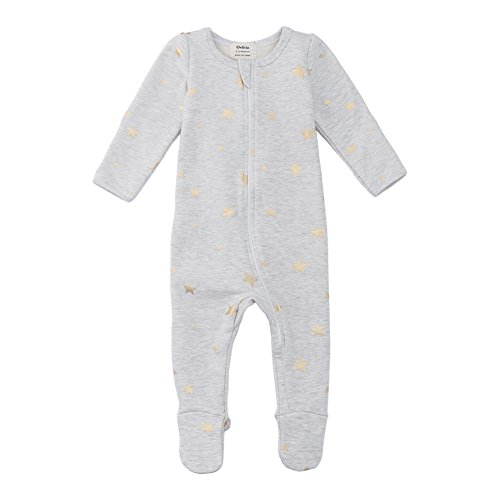 c0a76b778 Jual Owlivia Organic Cotton Baby Boy Girl Fleece Zip up Sleep N Play ...