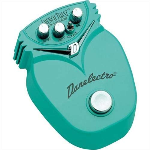 DANELECTRO DJ13 FRENCH TOAST OCTAVE DISTORTION DISTORSORE OCTAVER VINTAGE STYLE