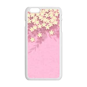 glam pink flowers personalized high quality cell phone case for Iphone 6 Plus by Maris's Diaryby Maris's Diary