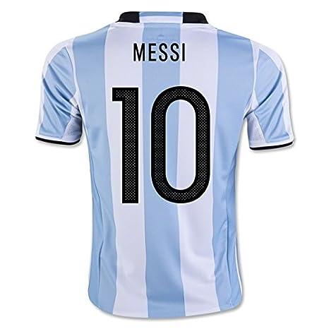RBWISEG – Camiseta 10, de Lionel Messi, de la selección ...