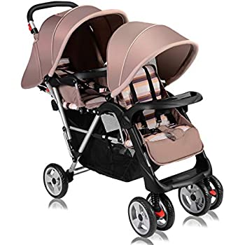 Amazon.com : Graco Modes Duo Stroller, Basin, One Size : Baby
