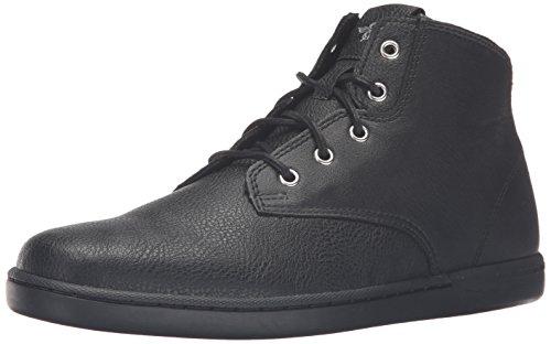 Creative Recreation Men's Vito Fashion Sneaker, Black, 8 M US