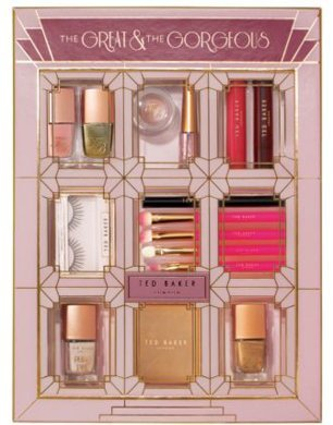 a984b7a6e2bc84 Ted Baker Luxury Cosmetic Beauty Gift Set  Amazon.co.uk  Clothing