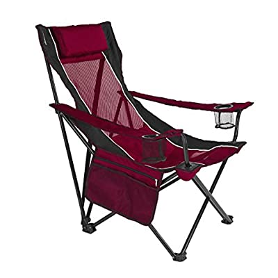 Kijaro Sling Folding Chair, Red Rock Canyon : Camping Chairs : Sports & Outdoors
