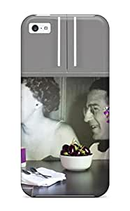 ZippyDoritEduard CckfvYH4202UzmVk Case For Iphone 5c With Nice Contemporary Gray Kitchen With Black Amp White Backsplash Mural Appearance