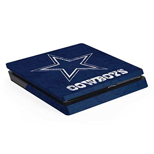 Price comparison product image NFL Dallas Cowboys PS4 Slim (Console Only) Skin - Dallas Cowboys Distressed