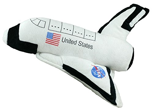 Space Shuttle Replicas - Cuddle Zoo, Space Shuttle - 12 inch