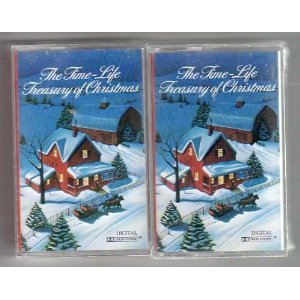 Various Artists - The Time-Life Treasury of Christmas (Audio ...