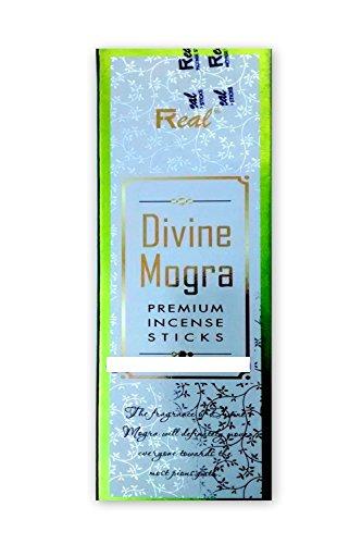 Incense Mogra Precious (Gift of forest Real Divine Mogra Incense precious orignal agarbati for Hindu Pooja, Hawan, Festival agarbati incense divine fragrance agarbatti 800 gm Sticks)