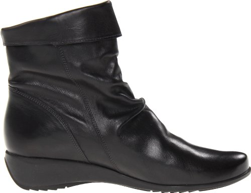 Mephisto Women's Seddy Boot, Black Texas, 6.5 M US