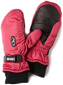 Grandoe Women's Two Pounder Mitt,Magenta,Small
