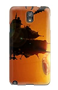 Sanchez Mark Burgess's Shop Best Galaxy Cover Case - Steamworld Heist Protective Case Compatibel With Galaxy Note 3 4749972K67798806