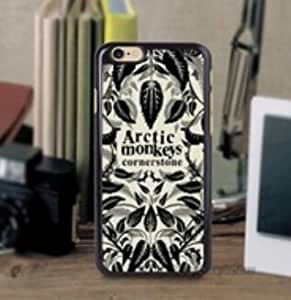 Arctic Monkeys02 Personalized Black Hard PC Case Cover for iphone 5C