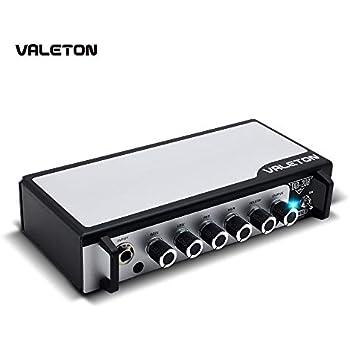valeton bass guitar amplifier head tar 20b amp pedal studio desktop with cab sim. Black Bedroom Furniture Sets. Home Design Ideas