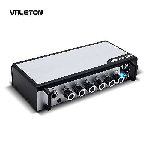 Valeton Bass Guitar Amplifier Head TAR-20B Amp Pedal Studio Desktop with CAB SIM