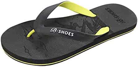 37402b5c9 Summer Men Slipper Fashion Anti-Skidding Sandals Casual Beach Flip Flops