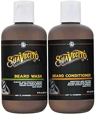 Suavecito Beard Wash Cleansing Conditioning