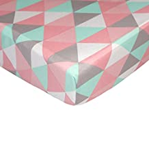 Lolli Living Sparrow Fitted Sheet, Tripod