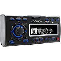 Kenwood Kmr-700U Marine iPod/USB Receiver (Discontinued by Manufacturer)