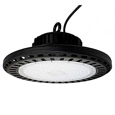 CAMPANA LED UFO 200W FRIO 6000-6500K Led Lumileds driver Meanwell campana industrial led 200W 29000Lm bombillasled360: Amazon.es: Iluminación
