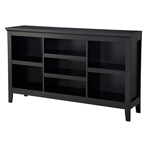 Threshold Carson Horizontal Bookcase (Black)