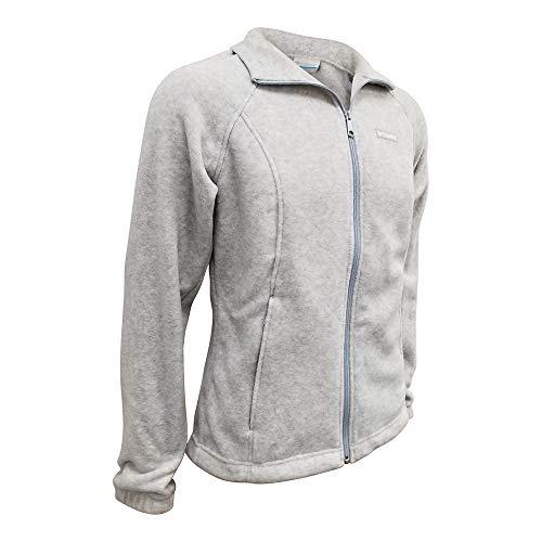 Columbia Sportswear Sawyer Rapids 2.0 Fleece Jacket (X-Large, Gray/Patch Logo)