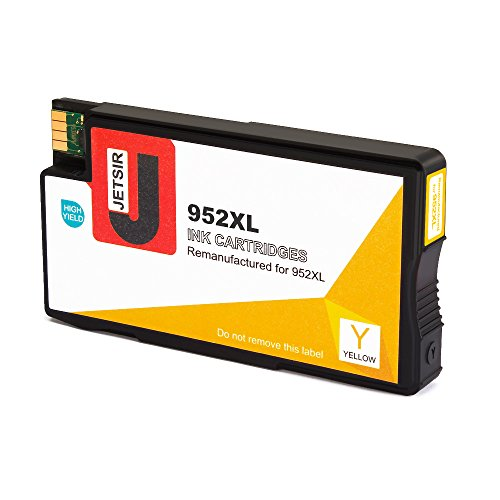 JetSir Remanufactured for 952xl 952 Ink Cartridge High Yield (Black/Cyan/Magenta/Yellow), Compatible with OfficeJet Pro 8720 8710 7740 8740 8210 8216 8730 8715 8725 8702 Printer Photo #5