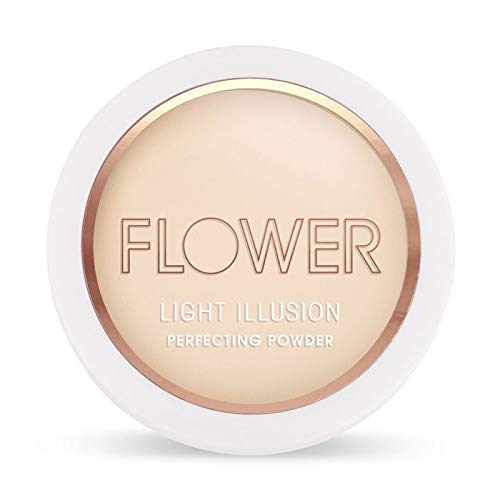 Flower Beauty Light Illusion Perfecting Powder (Nude)