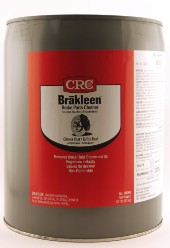 Brakleen Brake Parts Cleaners - brakleen brake parts cleaner by CRC
