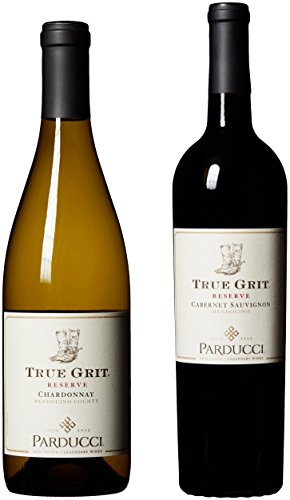 True Grit Old World Made New Wine Mixed Pack, 2 x 750 mL