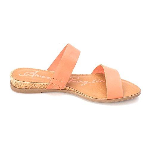American Rag Womens Easten Open Toe Casual Slide Sandals Coral GwJdAe