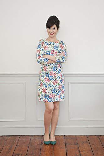 The Zoe Dress Patron de couture /él/égant pour femme Taille 36-50