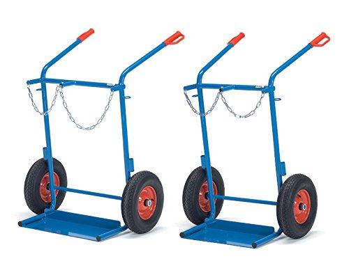 1300 mm cilindro de Gas de alta carrito camarera con ruedas de caucho macizo: Amazon.es: Hogar