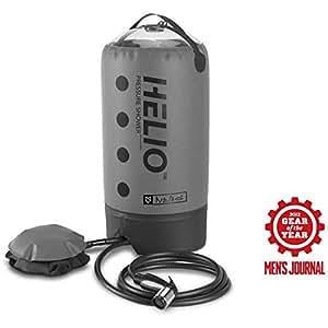 Nemo Helio Pressure Shower (Grey)
