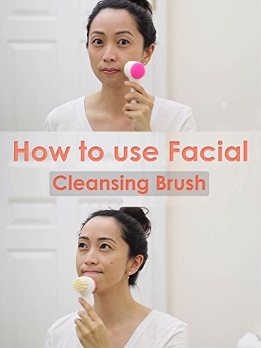 Clip: How to Use Facial Cleansing Brush (Beauty Day Care)