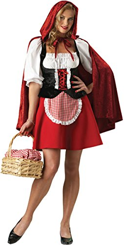 InCharacter Red Riding Hood Extra Large