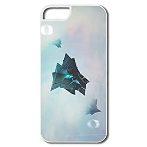3D Shapes IPhone 5 /5s Case, Custom Geek Design For IPhone 5s