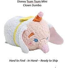 Tsum Tsum Mini - Dumbo Clown plush