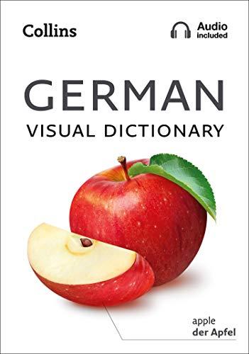 Collins German Visual Dictionary (Collins Visual Dictionaries) (The Best German Dictionary)