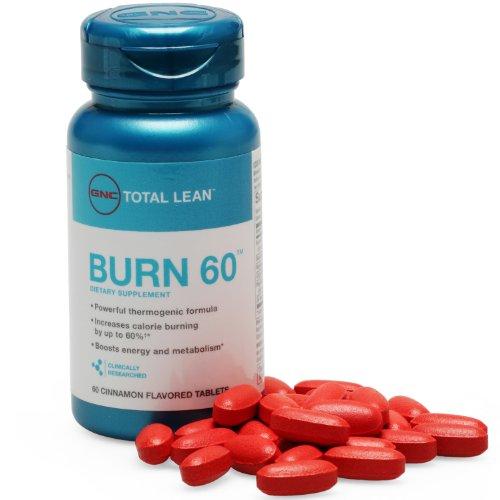 Burn 60 de GNC